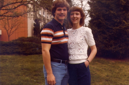 First Dating in early 1981