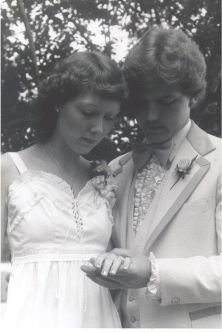 Engagement Picture 1981