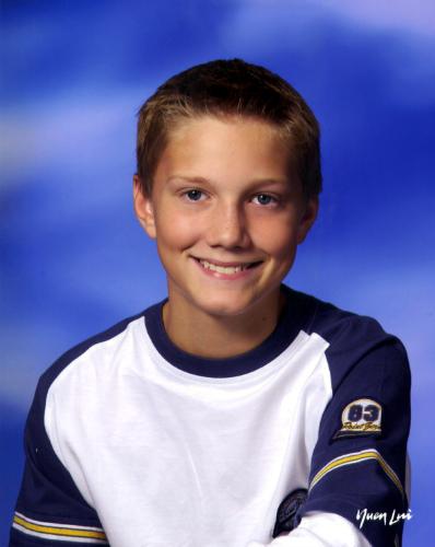 Shawn age 12