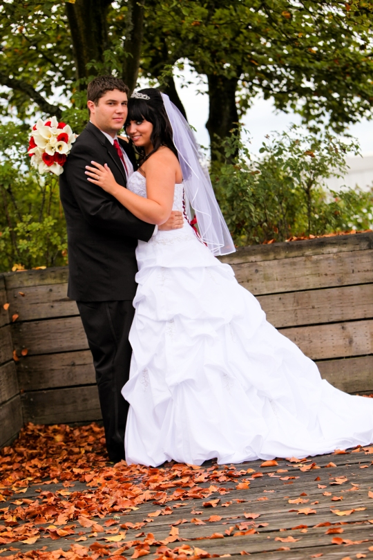 Our daughter Ashlee and her husband Drew married 2009